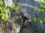 Plezalni izlet Črni kal 2012