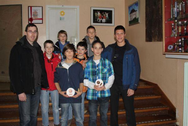 Podelitev nagrad ZŠO 2011