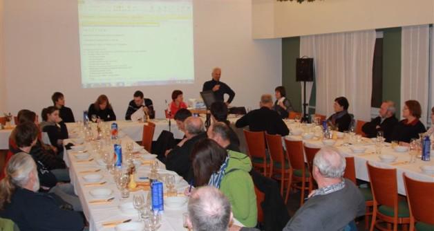 Vabilo na redni občni zbor Planinskega društva Grosuplje,