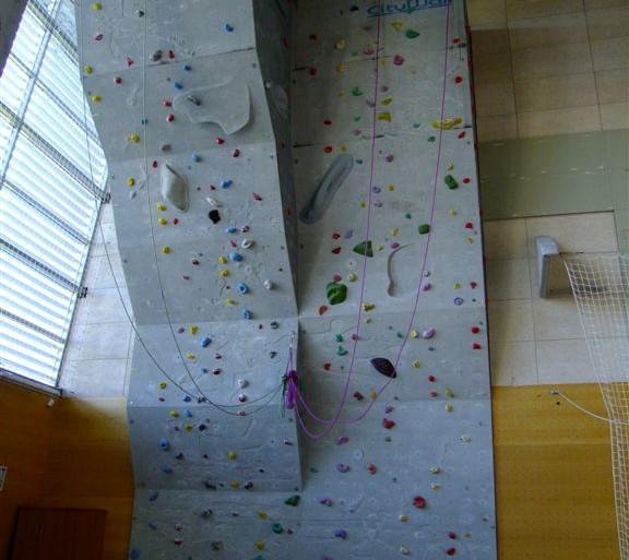 Tečaj za pripravnika športnega plezanja