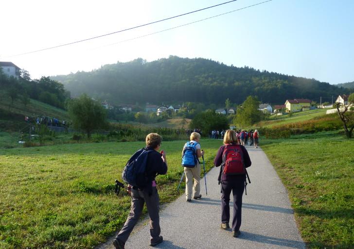 Pohod po Grosupeljski poti – 22.9.2012