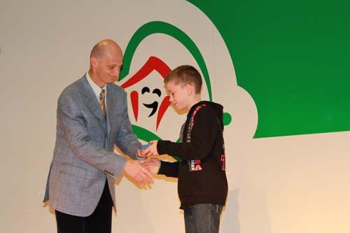 Podelitev nagrad najboljšim športnikom v občini Grosuplje