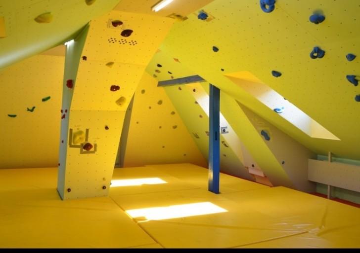Otvoritev prenovljene plezalne stene in klubska tekma v plezanju