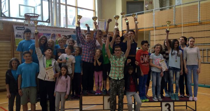 Uspešen zaključek Vzhodne lige 2014 za plezalce iz PS Ascenda