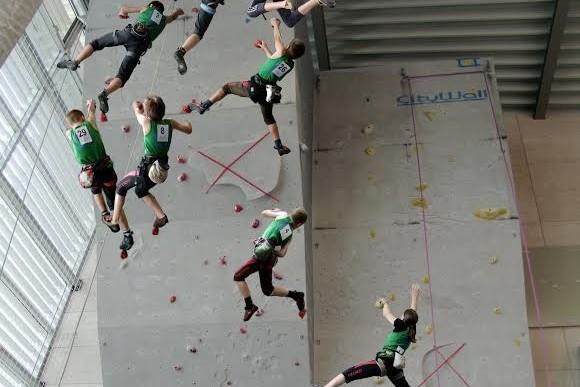 Vabilo na Državno prvenstvo v športnem plezanju – Brinje