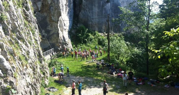 Povzetek letošnjega dogajanja v plezalni sekciji Ascendo